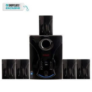 Krisons 5.1 Bluetooth Home Theater with Fm USB Aux