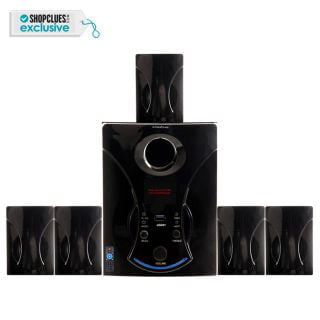 Krisons 5.1 Bluetooth Home Theater with Fm USB