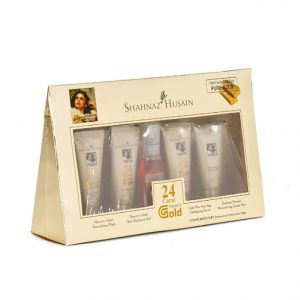 Shahnaz Husain 40 G Gold Facial Kit