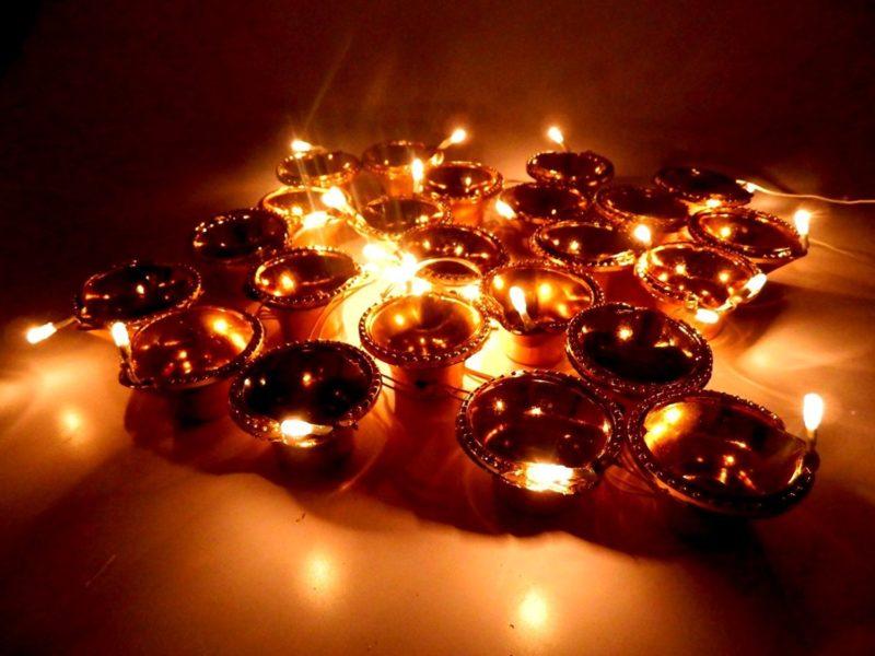 Bunch of Decorative Diyas Starting Rs. 129 at Amazon
