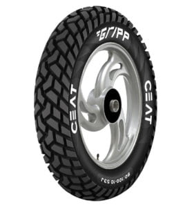 Ceat Gripp 90 100 Tube Vehicle Rear Tyre with Home Delivery