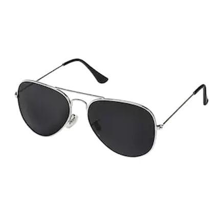 Imported Black Aviator UV Protected Sunglasses
