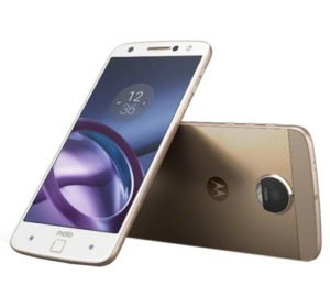 Moto Z with Style Mod in Half Prize