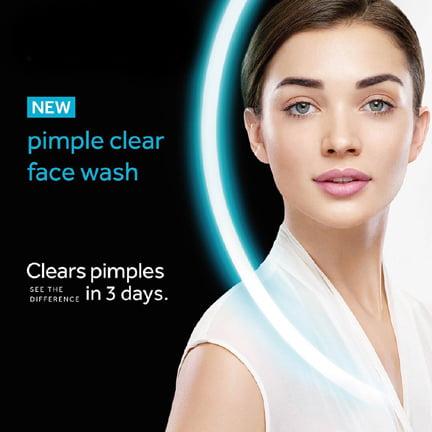 PONDS Pimple Clear Face 100g Wash