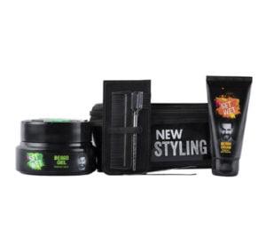 Set Wet Styling Hair and Beard kit