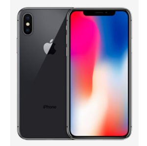 Apple iPhone X 64GB Buy online only