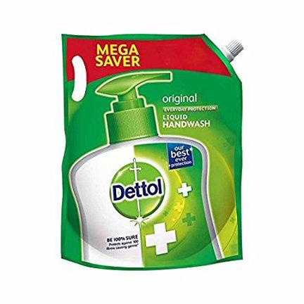 Dettol Liquid Hand wash Refill 1500 ml pack
