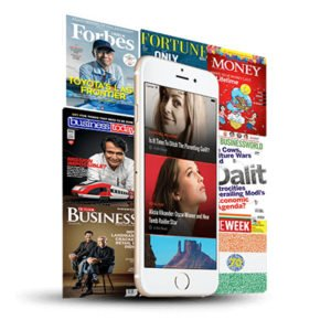 Magzter GOLD Subscribtion in Rs.999 per year