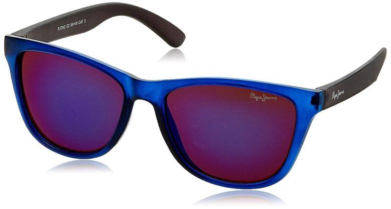 Pepe Jeans UV Protected Wayfarer Unisex Sunglasses