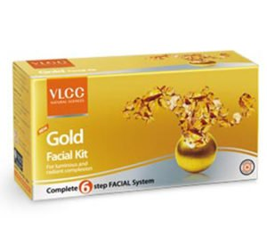 VLCC Gold Facial Kit with 30 Off