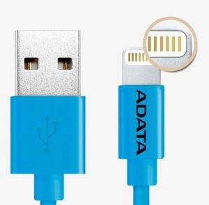 ADATA AMFIPL 100CM CBL Fast Charging Data Cable