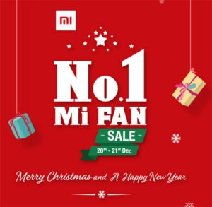 Buy Products @Rs. 1 with No. 1 Mi Fan Sale