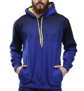 High Hill Mens Hooded Sweatshirts Lowest online