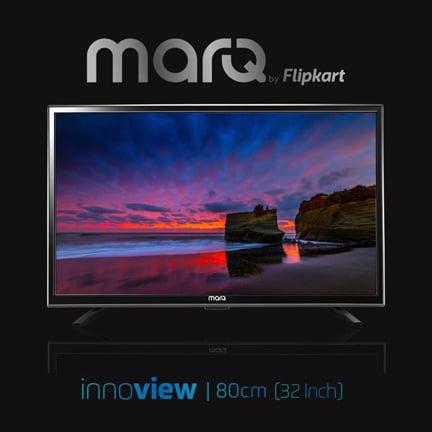 MarQ by Flipkart 32 inch HD Ready LED TV