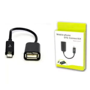 Mobile Phone OTG Connect Cable
