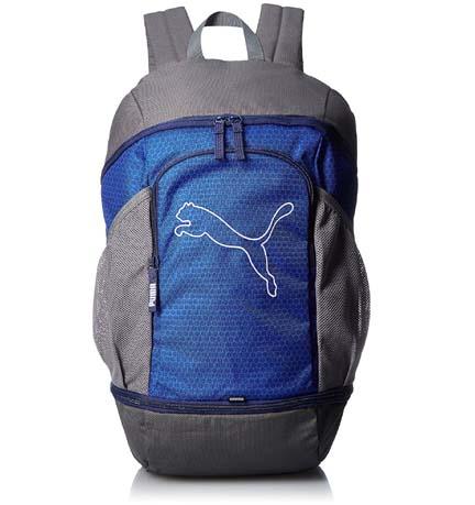 Puma Lapis Blue Laptop Backpack 23 Ltrs