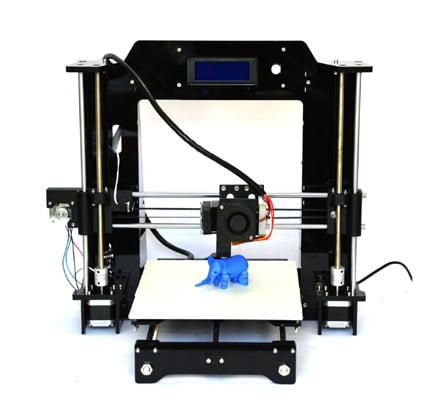 Rapid Rabit Prusa I3 Best 3D Printer