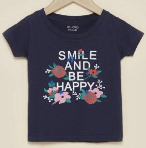 Zudio Kids T Shirt Flip Flops Starting Rs. 64 only