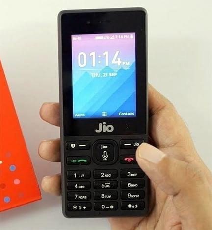 Buy Get JIO Phone F90M Online Now