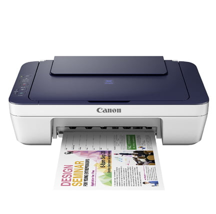 Canon Pixma MG2577s Color All in One InkJet Printer