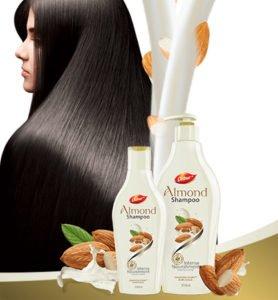 Dabur Almond Shampoo Free Sample