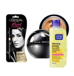 Free Beauty Product Samples from Nykaa