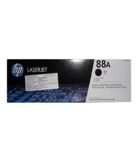 HP 88A Black LaserJet Toner Cartridge CC388A 1