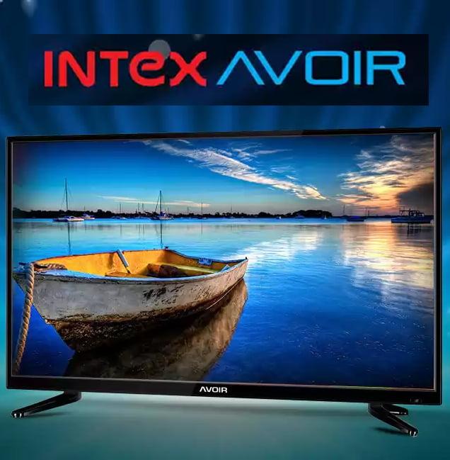 Intex Avoir 32 Inch HD Ready LED Smart TV