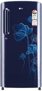 LG 190 L 3 Star Direct Cool Single Door Refrigerator