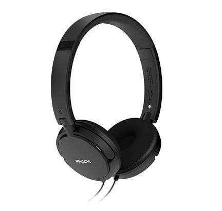 Philips SHL5000 On Ear Headphone with Deep Bass
