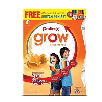 Protinex Grow 400 g with Free 15 Sketch Pens
