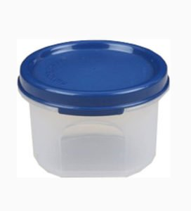 Signoraware Modular Round 200 ml Plastic Food Storage