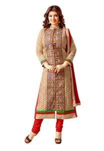 Styles Closet Womens Chanderi Salwar suit