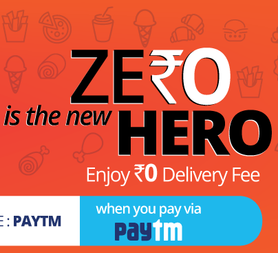 Use Paytm Code Get Free Delivery Food Panda