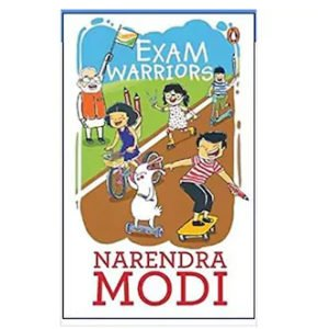 Exam Warriors Book by Narendra Modi