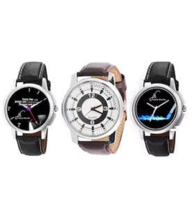 Jack Klein 3 Different Wrist Watches Combo