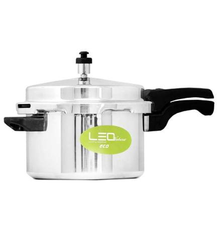 Leo Natura Eco Select 3 L Aluminium Pressure Cooker