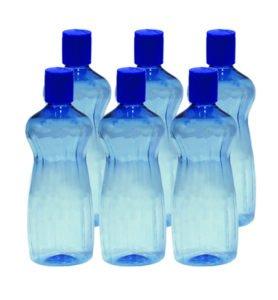 Princeware Aster Pet 500ml Bottle Set of 6