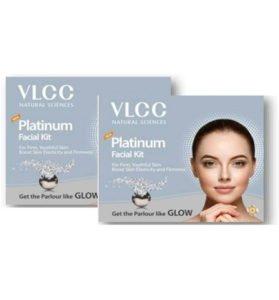VLCC Platinum Facial Kit Special Combo of 2