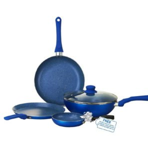 Wonderchef Royal Cookware Set With Free Frying Pan