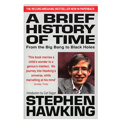 A Brief Story of Time Book by Stephen Hawking