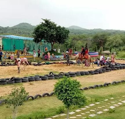 Appu Ghar Entertainment Park Resort in Jaipur