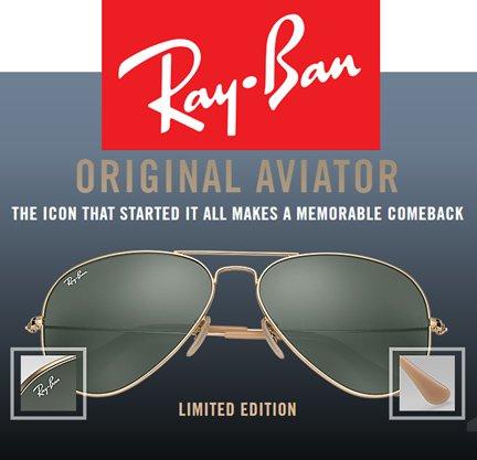 Buy Original Ray Ban Sunglass Latest Collections