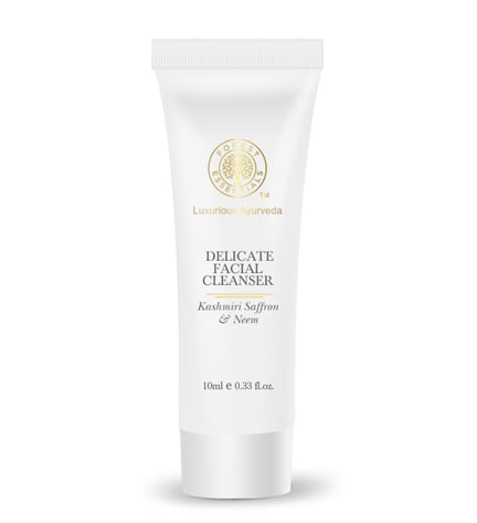 Forest Essentials Delicate Facial 10ml Cleanser
