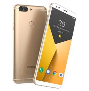 Infocus Vision 3 Premium Gold Smartphone