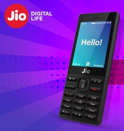 Order JioPhone Get Rs.500 SuperCash at MobiKwik