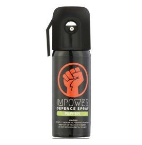 Pepper Spray For Women Self Defence