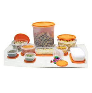 Princeware SF Package Containers Set of 10
