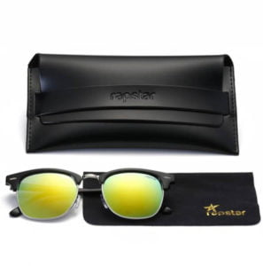 Rapstar Clubmaster Multicolor Sunglasses