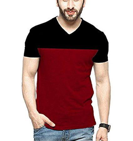 Veirdo Mens Casual Cotton T Shirt